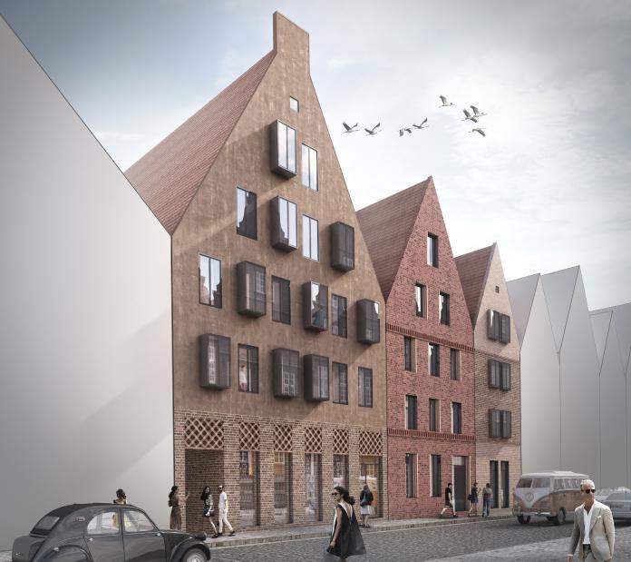 Architektur Lübeck lübeck althen architekten